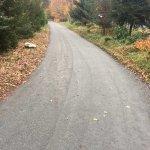 stabil grusvej til fællesvej til sommerhusvej