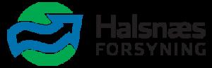Halsnæs forsyning logo